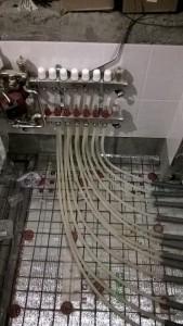 установка и монтаж отопления дома