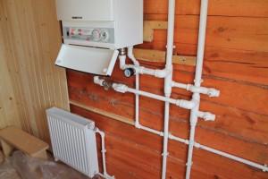 монтаж систем отопления частного дома в тюмени